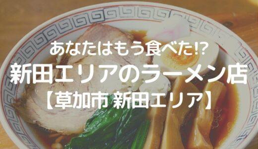 【草加】あなたはもう食べた!? 新田エリアでおすすめのラーメン屋まとめ